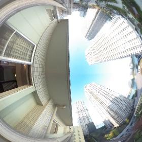 360度画像で賃貸マンションの内見ツアー  ■リバーシティ21イーストタワーズ8号棟■ 10階 東向き眺望 東京都中央区佃2-2-8  http://www.axel-home.com/007548.html  FOR RENT ■RIVER CITY 21 EAST TOWERS 8■ 10F The view facing east. 2-2-8,TSUKUDA,CHUO-KU,TOKYO,JAPAN  CLICK HERE↓  #theta360