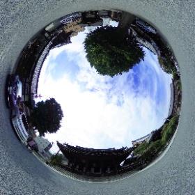 #本山佛光寺 #HonzanBukkoji #御影堂 #Mikagedo #RICOH #thetas #パノラマvr #panoramavr #Japan #京都 #Kyoto #theta360