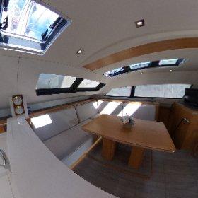 2016 Privilege Serie 5 Catamaran ANDANTE - Salon