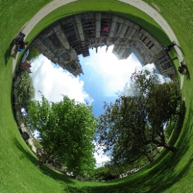 Minster gardens pic 1 #theta360