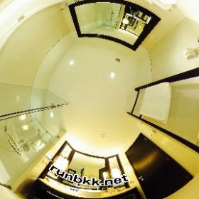 ミレニアム ヒルトン バンコクのバスルーム #theta360
