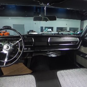 1967 Plymouth Belvedere II 383 interior 360 degree view