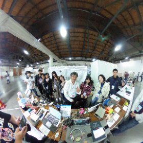 Maker Faire Taipei 2019 - Tokyo City University Koike Lab.
