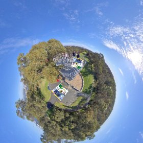 360 spherical DNA Tower highest point of Kings Park Botanical Gardens (worlds largest city park, trails galore SM hub https://goo.gl/GFo2bh BEST HASHTAGS  #DNATower    #KingsParkWA   #Butterfly3d  #VisitPerthWA    #WaTourism #theta360
