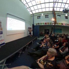 @karenardley's closing plenary at #EdConfBSA here in Amsterdam. @COBISorg