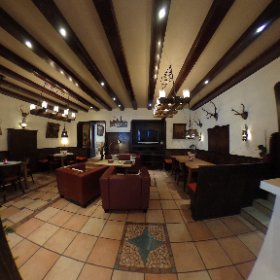 Unsere neugestaltete Hotel- Lobby #theta360