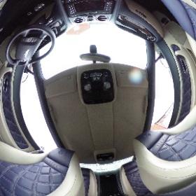 #Benzbavarian #Bentley #white #titan #theta360 #theta360uk