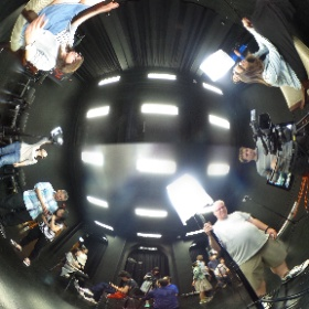 #HKU #JMSC Masters of Journalism students learn interview lighting in video news production class. #theta360