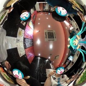 club Roots 高円寺 にてライブでした #lilyvalley_1110 #theta360