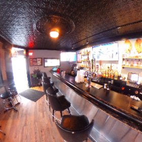 "Pig & Rooster Smokehouse  3042 Foster Ave Baltimore, MD Chef ""Mean"" Gene Autry Www.GeolocatedVR.com Great Barbecue #theta360"