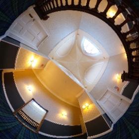 Kincaid house hotel upstairs hall #theta360 #theta360uk