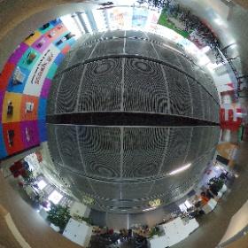 Meeting desk view - Hangzhou Alibaba