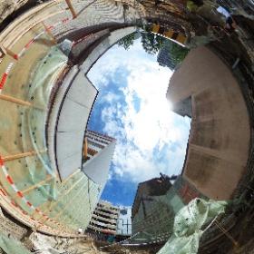 Ausgrabungen am Museumstag 2016 Römerbauten in Olten #theta360