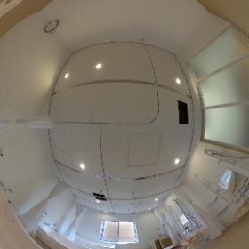 奈良県に設置した3m x 6mの介護施設用特注ユニットバス #theta360