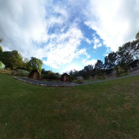 Glamping at Waterfoot Park in Pooley Bridge on Ullswater in the Lake District. #glamping #glampingpod #waterfootpark #pooleybridge #lakedistrict #360photography  #theta360 #theta360uk