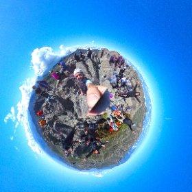 No cume do Pico das Agulhas Negras. #agulhasnegras #PNI #itatiaia