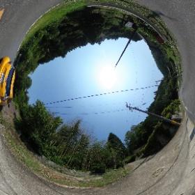 豊田市澤ノ堂町売地物件です。 緑豊かな静かな場所で過ごすのはいかがでしょうか? 日当たり良好です。 #theta360
