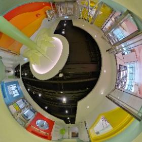 Corridor, Future Classroom, 1/F MMW Library