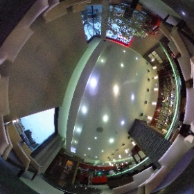 Wing Wah Chinese Restaurant & Bar (Coventry) Cocktail Bar #theta360