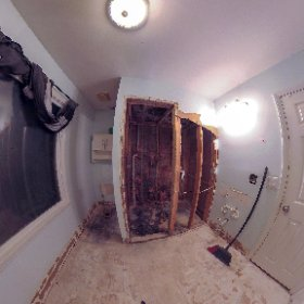 Bathroom demo #theta360