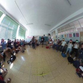 Taller intro #VR Colegio Ntra. Sra. de la Consolación de #Castelló  #theta360
