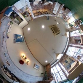 下関市唐戸カモンワーフ内にある美容室リゾートスパサロンおあしすです。