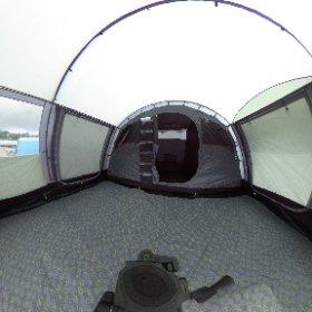 Kampa Croyde 6 Poled Tent 2019