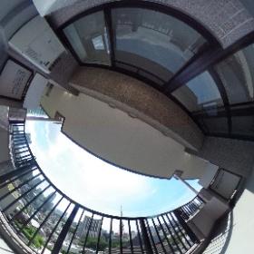 六本木ビュータワー 眺望 http://www.axel-home.com/002295.html #theta360