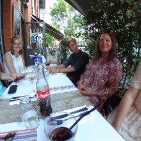 ESOF-dinner i Toulouse #theta360