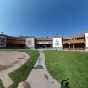 Indian Pueblo Cultural Center #theta360