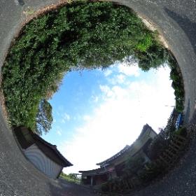山陽小野田 外8 敷地内 倉庫前