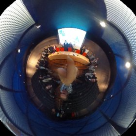 360 degree spherical photo of the CASUS project team Kick off in #tenerife @etsiiull @canalull  #theta360