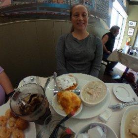 Lunch at @MaryMacsAtlanta #theta360
