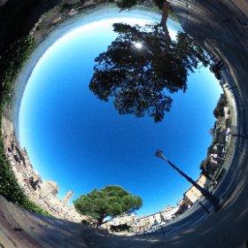 Panorama dal Viale dei Ponti. (Volterra, PI Italia)