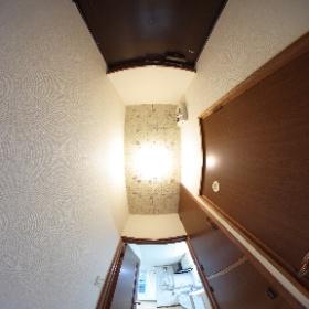 コーポコスモ102 (玄関)
