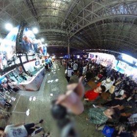 東京ゲームショウ #TGS2019 #theta360