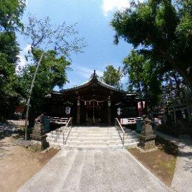 多田神社 #theta360