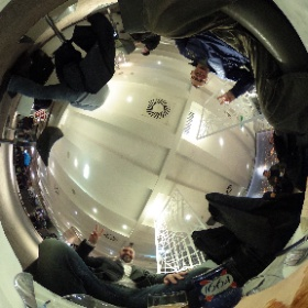 Star Alliance lounge in Paris. #Thuglife #United #Paris #theta360