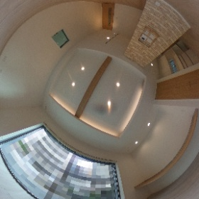 福岡市中央区新築住宅工事 2階リビング