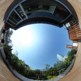 トキオン西麻布/ルーフバルコニー/2SLDK/224.98㎡/3F/360°内見画像  http://ebisu-fudousan.com/rent/2125/  #六本木 #広尾 #賃貸   #theta360