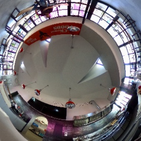 Blachforest Foods Trossingen in 360° #theta360