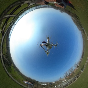 Kasteelhoeve de Grote Hegge Thorn in 360 view