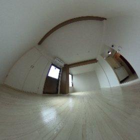 ユニハイツ301 洋室  詳細はブライトハウスへお気軽にどうぞ https://bright-house.jp/  #theta360