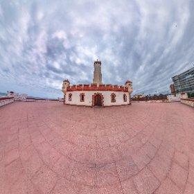 El Faro, La Serena. IV Región de Chile.