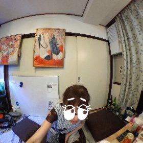 キッチハイク@神楽坂キッチン #theta360