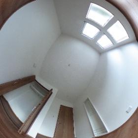 2階 子供部屋 中央から撮影 #theta360