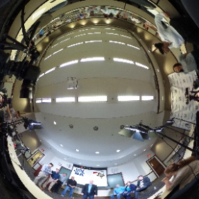Live show filming of Expose UX: The Data Visualization episode in partnership with the DFW Data Visualization Meetup and SMU Continuing and Professional Education (CAPE). #theta360
