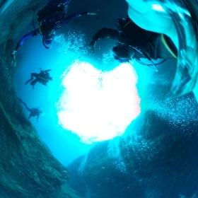 2020/02/01 雲見・ボートダイビング  #padi #diving #FLIPPER-dc #フリッパーダイブセンター #雲見 #theta #theta_padi #theta360 #群馬 #伊勢崎 #ダイビングショップ #ダイビングスクール #ライセンス取得