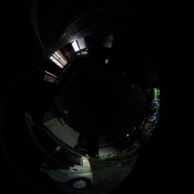カメラが来ました #theta360