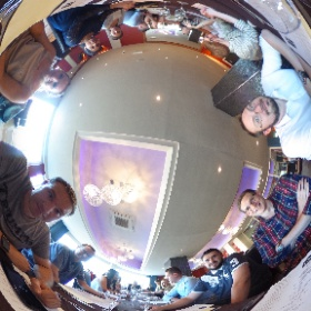 Eating in Tino's in Preston #tmstory #theta360uk